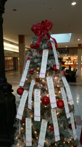 HomeTowne Auto Repair & Tire assisting Salvation Army with Angel Tree
