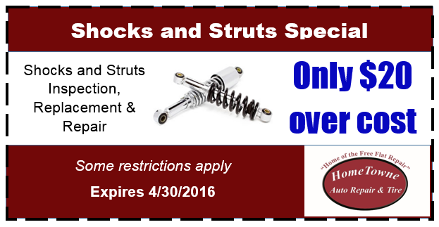 5 signs it's time to replace your shocks and struts