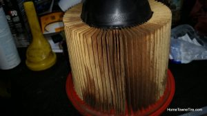 replacing your dirty air filter can save money on gas