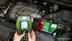 get your battery checked and tested before winter sets in
