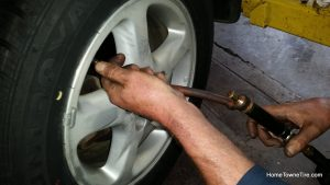 check your tire pressure monthly as the tempurature drops