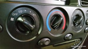 check your cars heater and defrost controls before winter sets in