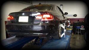 BMW Wheel Alignment