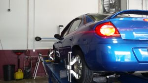 Wheel Alignment Dodge Neon