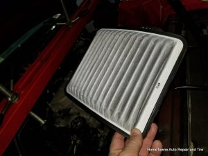 cabin air filters clean up the air coming into the passenger compartment of a car or truck