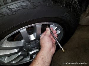 tire pressure is important to your tires lasting a long time and helps save on gas