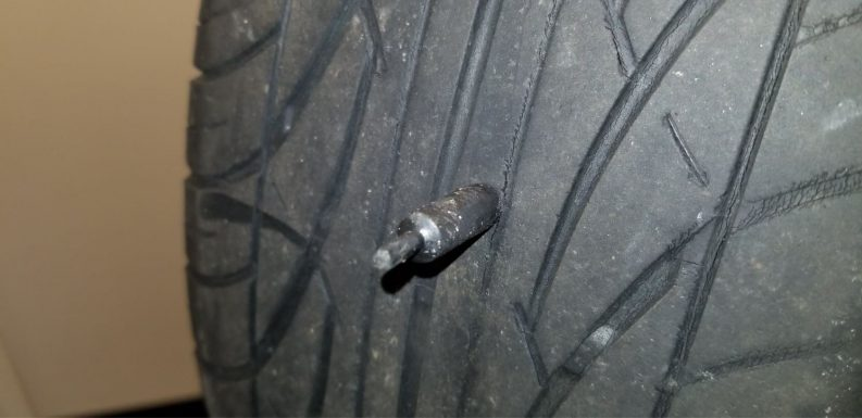 Is your tire repairable