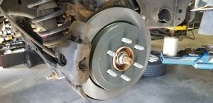 ford expedition rear brake suspension