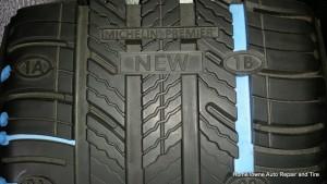 Michelin Premier tire safe when new model