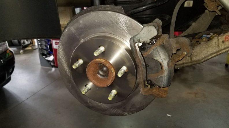Brakes, brake service