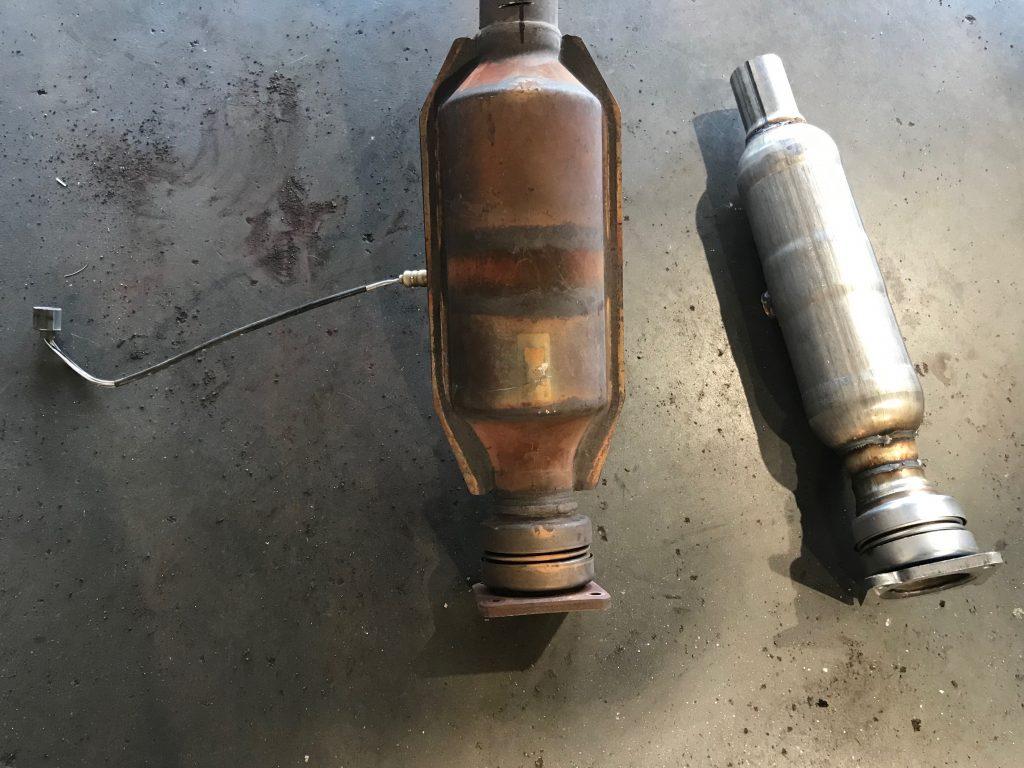 Catalyic Converter