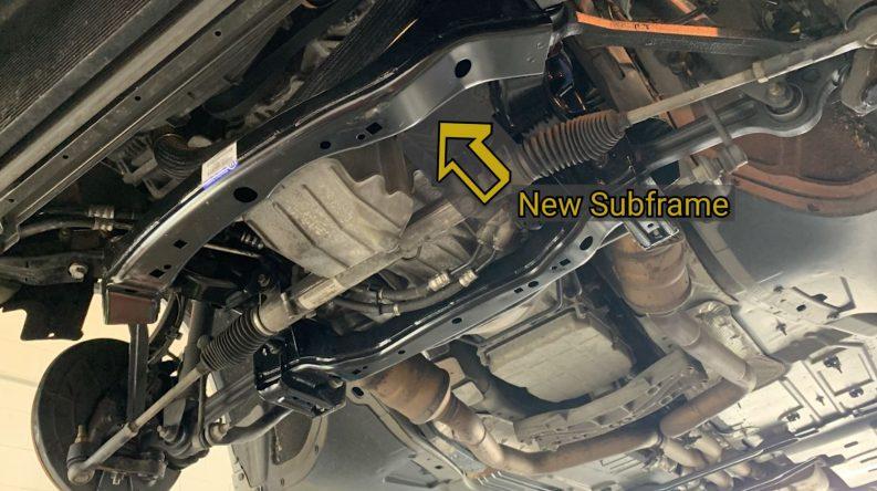 New Subframe