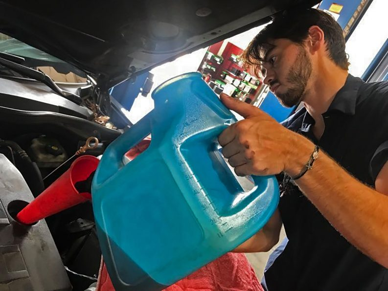 oil change prices