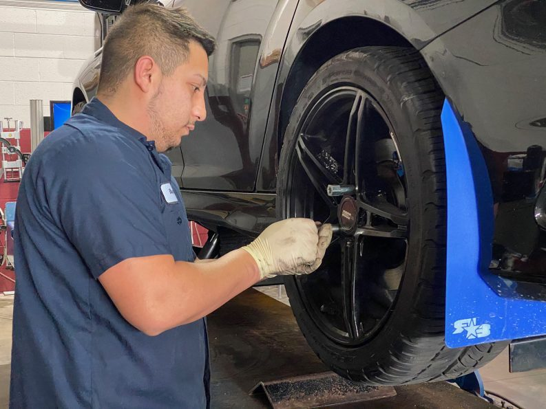 Tire rotations