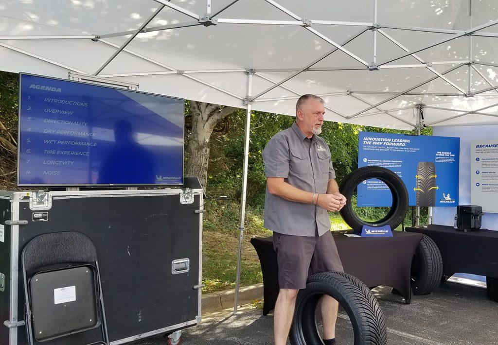 Michelin CrossClimate 2 Tire