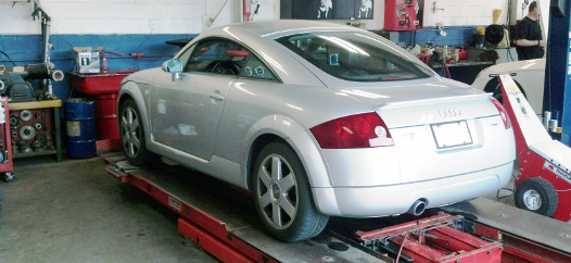 Audi repair - Woodbridge, VA