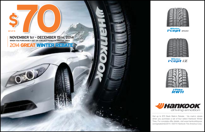 Hankook Tires - Woodbridge, VA